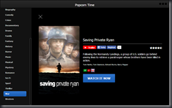 Pilih Filem - saving Private ryan